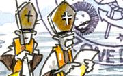 PH Jeanne d`Arc - Passage de la ligne