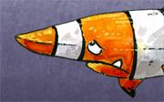 Requin en peril